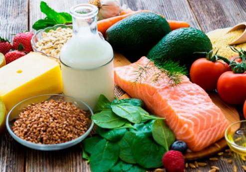 Alimentación y menopausia