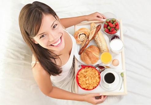 Comer bien sin hacer dieta