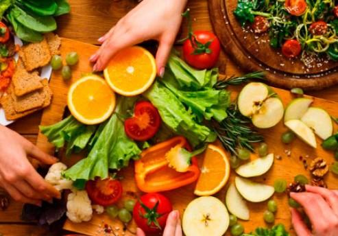 Quiero ser vegetariano! ¿Que vitaminas y minerales debo tener en cuenta?